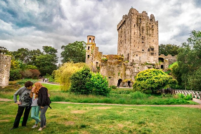 Discover the highlights of Cork & Tipperary on this popular day tour from Dublin.<br><br>Visit the most famous castle in all of Ireland - Blarney Castle. Lay back and kiss the magical Blarney Stone and receive the gift of eloquent speech for 7 years.<br><br>Enjoy 90 minutes in Cork to see the highlights of the Southern Capital including the English Markets which welcomed Queen Elizabeth II of England on her recent state visit to Ireland.<br><br>Also experience Rock of Cashel - a magnificent ruin overlooking the plains of Co. Tipperary.<br><br>Your ticket includes admission fees to Blarney Castle and Gardens worth EUR 13.00 & entrance to Rock of Cashel worth EUR 7.00!