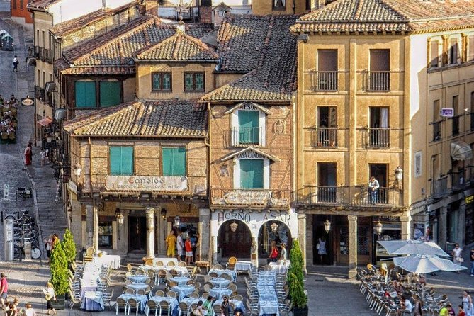 Segovia Private Walking Tour with Professional Guide, Segovia, ESPAÑA