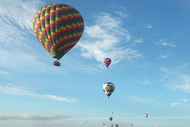 Hot Air Balloon Flight from Wiltshire, Southampton, INGLATERRA