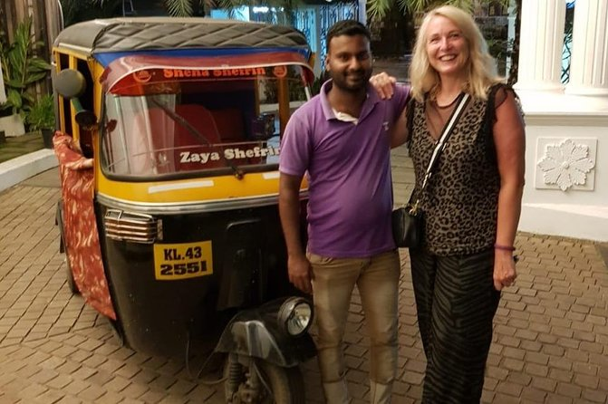 Our unique private Tuk-tuk tour of Fort Kochi is tailored to suit all your needs. You can explore all the historical Sightseeing attractions, explore local culture, taste local food and shopping....
