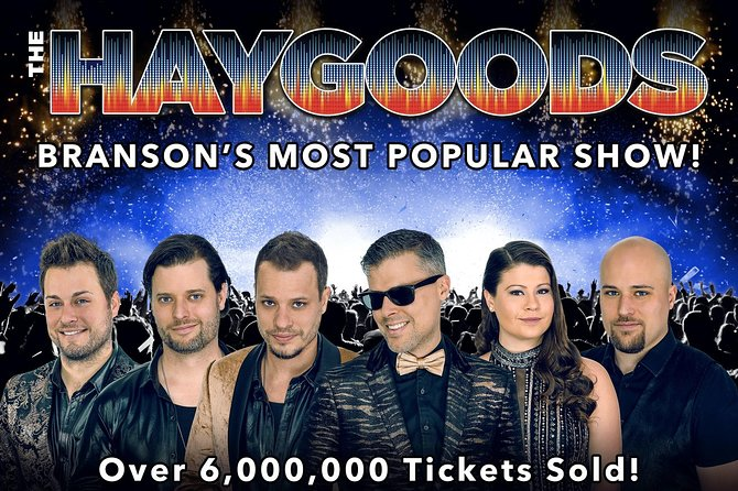The Haygoods, Branson's Most Popular Show!, Branson, MO, ESTADOS UNIDOS