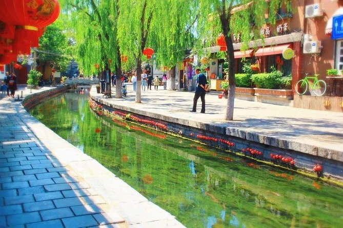 4 Hour Private Walking Tour to Daming Lake, Qushuiting Street and More, Jinan, CHINA