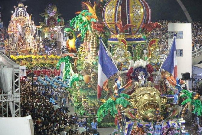 Desfile de Carnaval de São Paulo: una experiencia inolvidable (Tour compartido), Sao Paulo, BRASIL