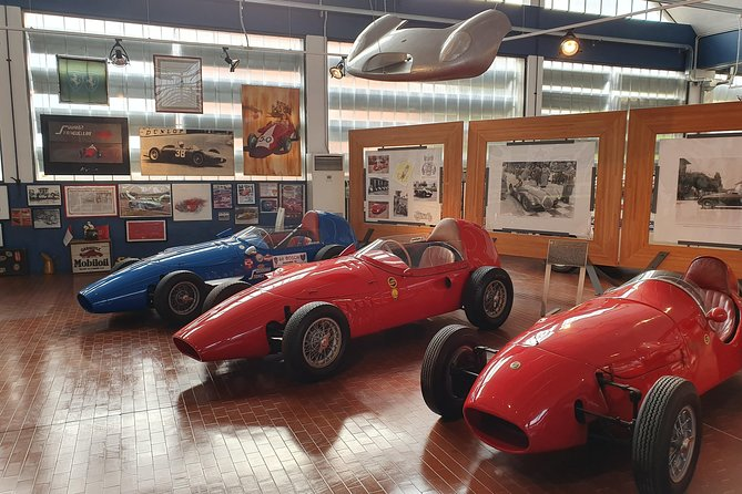 Guided tour to Stanguellini classic cars museum in Modena, Modena, ITALY