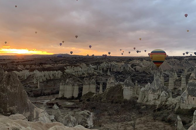 All tours we offer as Cappadocia Planet are not daily regular tours. We made these different itinenaries for more special experinces.<br><br>This is the itinenary to be on the best point on time to have the best light to have the best frames of Cappadocia. It starts at sunrise to have the view of the balloon flight and after the morning shooting, we get to your hotel to take a nap. When the sun goes down, we start to go the different view points and sites until sunset.