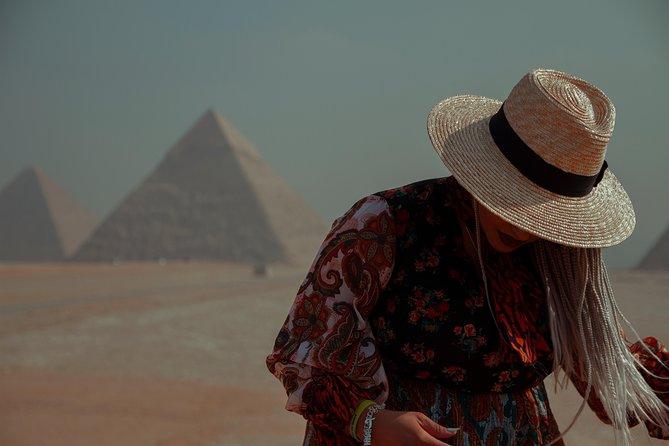 Full day tour to GIZA PYRAMIDS MEMPHIS CITY AND SAKKARA PYRAMID, El Cairo, EGIPTO