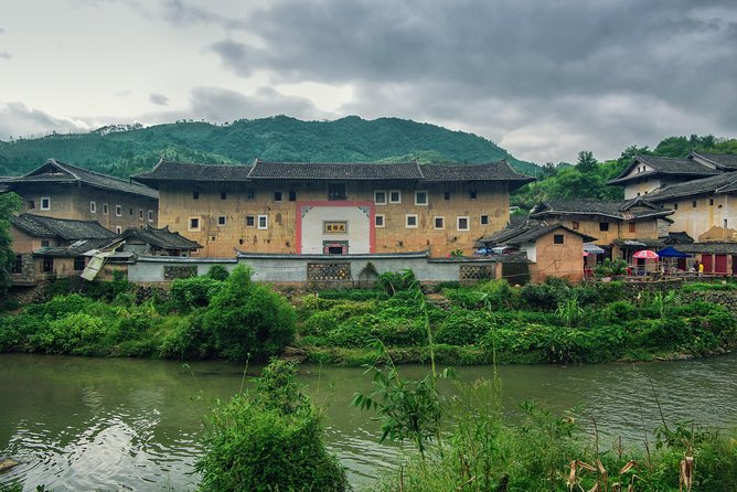 HongKeng Hakka Tulou Cluster One Day Tour, Xiamen, CHINA