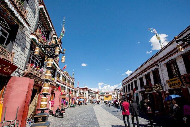 4-Night Lhasa and Lake Yamdrok Explorer Tour, Lhasa, CHINA