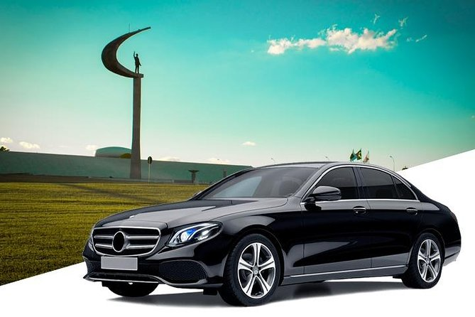 Private Airport Transfer: from Brasilia to Brasilia International Airport (BSB), Brasilia, BRASIL