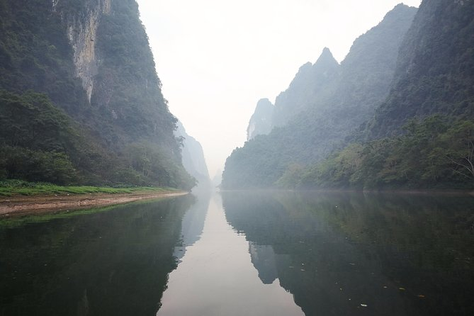 Nanning Detian Waterfall & Jingxi Tongling Grand Canyon Private Three Days Tour, Nanning, CHINA