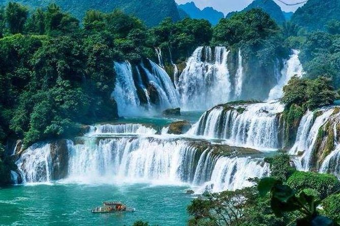 MÁS FOTOS, Nanning Detian Waterfall & Jingxi Tongling Grand Canyon Private Three Days Tour