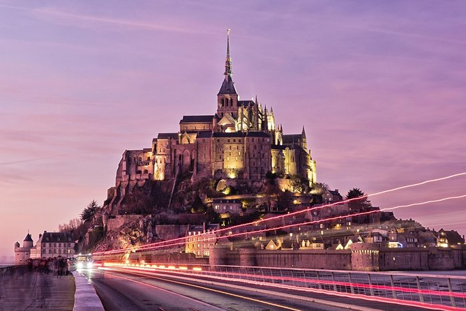 Mont Saint Michel Tour from Le Havre, El Havre, FRANCIA