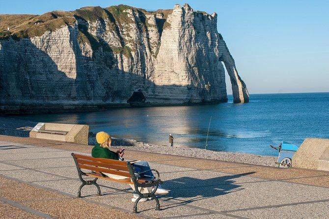 Etretat Non-Guided Tour, El Havre, FRANCIA