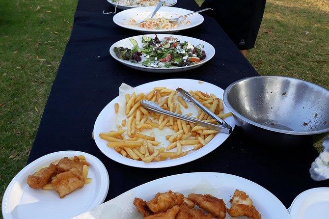 Island Fish Feast, Isla Norfolk, Austrália