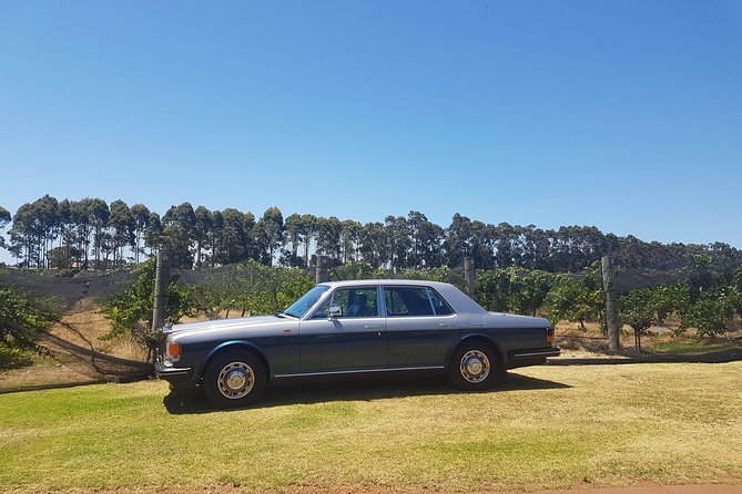 Full Day Winery and Brewery Tour in a Classic Silver Spirit Rolls Royce, Busselton, AUSTRALIA