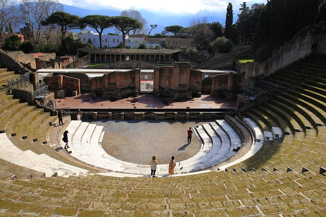 Private Day Trip from Rome to Pompeii Ruins & Amalfi Coast with Hotel Pickup, Roma, Itália