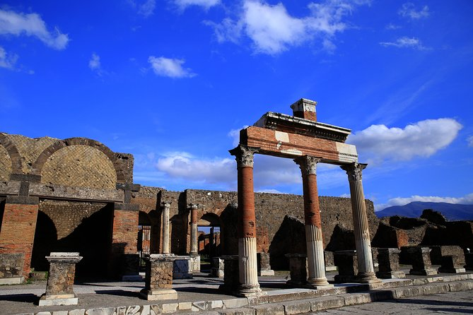The Complete Pompeii Tour with Skip-the Line Tickets & Exclusive Guide, Pompeya, ITALY