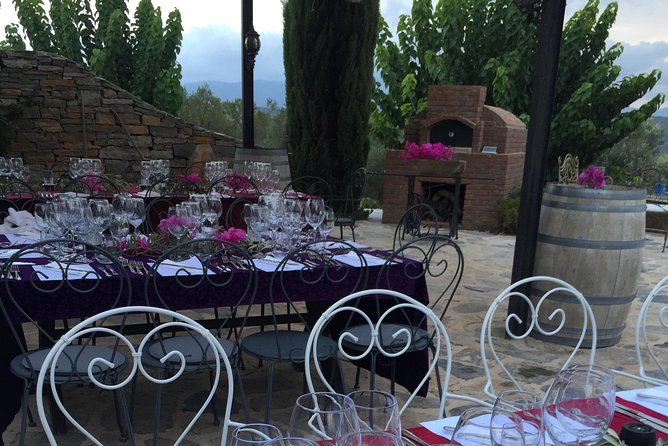 Food and Wine pairing Dinner at Karnas Vineyards Bodrum, Bodrum, TURQUIA