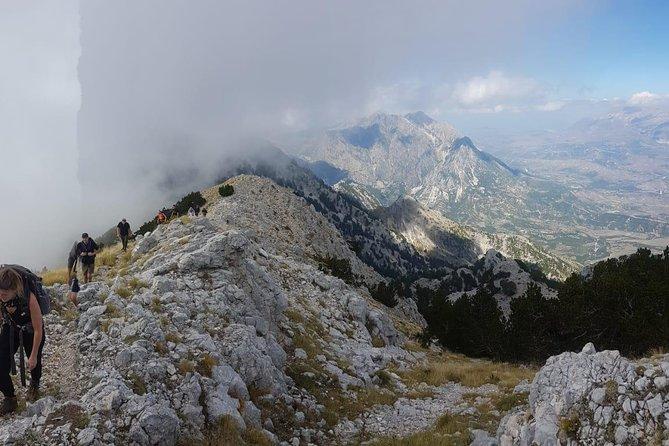 Hiking tour of South Albania in four days, Tirana, ALBANIA