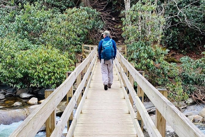 MÁS FOTOS, Thundering Streams and Falls of the Smokies Guided Hiking Tour