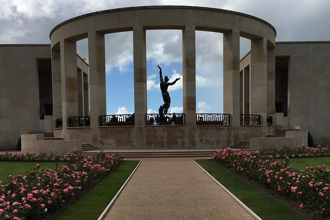 Dday experience Half Day Tour US Sector, Bayeux, FRANCIA