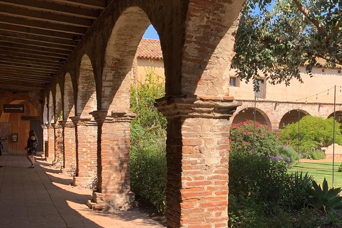 San Juan Capistrano and it's famous Mission include some of the most unique and beautiful sites in all of California. Few can compare to its historical and cultural importance going back 250 years - from the lives of the indigenous peoples to the very first wine-making in California.
