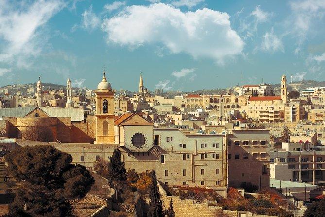 MÁS FOTOS, Bethlehem Holy Biblical Half-Day Trip from Tel Aviv