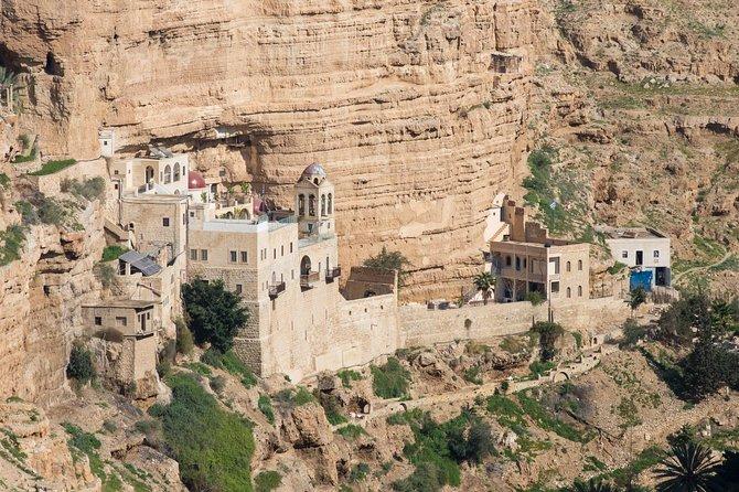 MÁS FOTOS, Bethlehem and Jericho Day Biblical Tour from Jerusalem