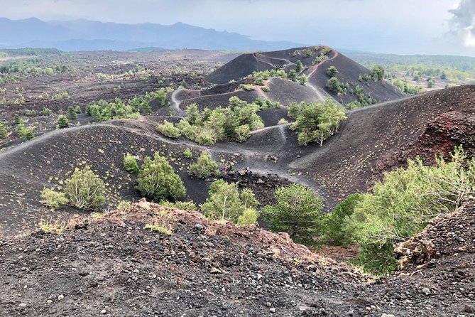 During the friendly and engaging full day excursions on Mount Etna you will be led to the discovery of all colours and fascinating histories of our volcano. Hike on the Etna, see a lava cave, enjoy a typical Sicilian lunch and wine tasting and visit the beautiful Alcantara Gorges from a panoramic point of view.