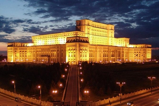 If you're short on time in Bucharest, a night private tour will sure satisfy your desire to explore the capital of Romania. <br><br>After convenient pickup from your hotel/airbnb, join your guide for a city tour by car. He will show you the most important local landmarcks. <br><br>Later, see the highlights of the city center, în walking tour, including the Romanian Ateneu, the Royal Palace, Revolution Square, Calea Victoriei and many other. <br><br>Bucharest has got what it takes to surprise and entertain the curious traveler.<br><br>For those with a passion for architecture, Bucharest is full of treasures. The city is bound to make a strong impression.<br><br>Bucharest is the perfect place to try traditional Romanian food and drinks as well as try out the latest global trends. As locals start going out more and the city slowly becomes more cosmopolitan, cafés and restaurants. <br><br>*** Please be informed:<br>the tour will be performed only if there are at least TWO tourists