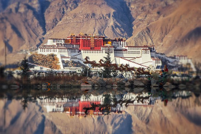 MAIS FOTOS, 4 Days 3 Nights Lhasa Classic Tour(5- star hotel)