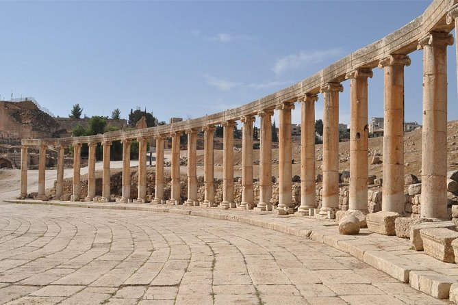 Visit Jerash, which is nestled in a quiet valley among the mountains of Gilead. This site is one of the most amazing examples in the world of the Romans architecture. Then visit Amman, get an idea of the peoples life there and visit the historical sites in the city.