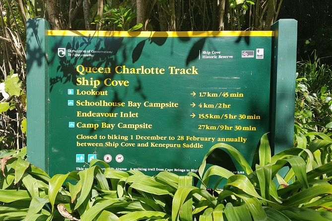 Self-Guided Queen Charlotte Track Walk from Picton, Picton, NOVA ZELÂNDIA
