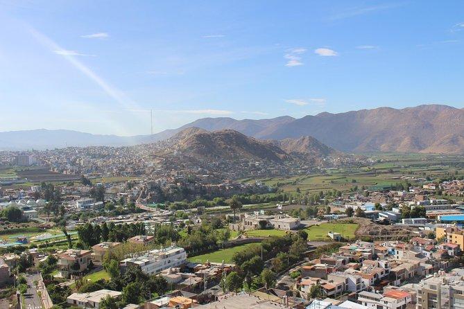 Guided Tour to Colca Canyon, Arequipa, PERU