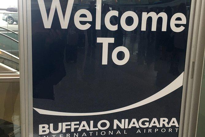 Private Airport Transfer: Buffalo Niagara International Airport and Niagara Falls, Buffalo, NY, ESTADOS UNIDOS