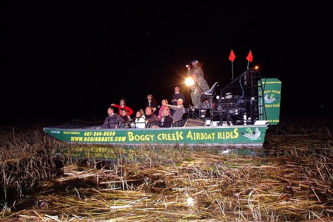 MÁS FOTOS, Night Airboat Ride at Boggy Creek Airboat Adventures by Orlando, Florida
