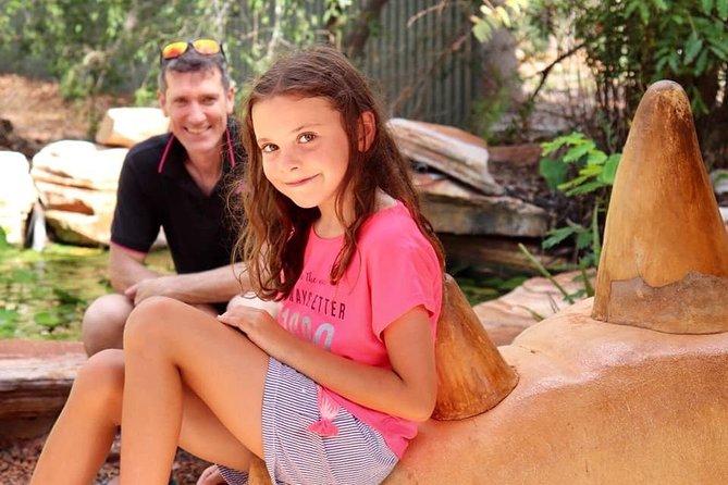 Malcolm Douglas Crocodile and Wildlife Park, Broome, AUSTRALIA