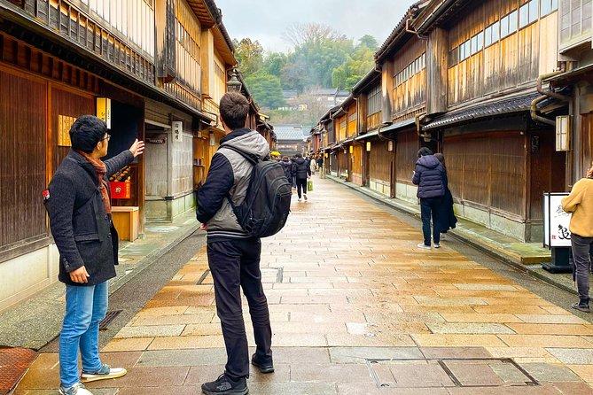 MÁS FOTOS, Kanazawa Historical District Walking Tour