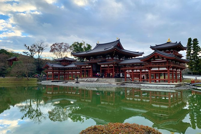 -Start your walking journey in the historically rich town, Uji!-<br>Byodo-in Temple and Ujigami Shrine. We will head to Uji Bridge passing by local small shops showing the ancient atmosphere. At Uji Bridge we will witness the epic landscape over the river and step our feet to the first world heritage site in Uji, Ujigami Shrine.<br><br>-Learn Japanese history in the two different World Heritage Sites-<br>You will not only just visit these places but also deepen your knowledge on the Japanese religion and learn the relations between these two iconic places across Uji river.<br><br>-Try authentic Kyoto Uji Matcha Tea Ceremony!-<br>Enjoy Uji Matcha Tea Ceremony with a Japanese sweet. Don't miss this extravagant opportunity to experience the authenticity of the tea ceremony.<br><br>Magical Trip is a local tour operator with the TripAdvisor certificate of excellence that offers various types of small-group tours throughout Japan! Check out our Trip Advisor Page for more tours and our reviews!
