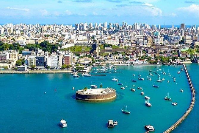 Ivan Bahia's BEST: Salvador 500 years in 1 day culture & heritage full day-tour, Salvador de Bahia, BRASIL