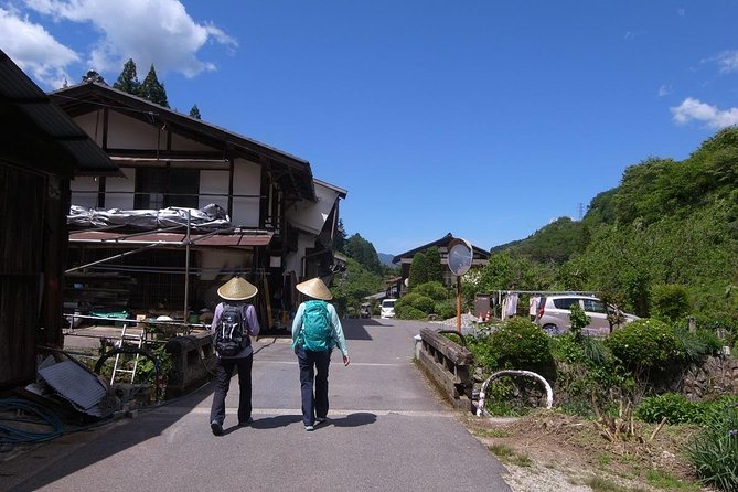 Private Full Day Magome &Tsumago Walking Tour from Nagoya, Nagoya, JAPON