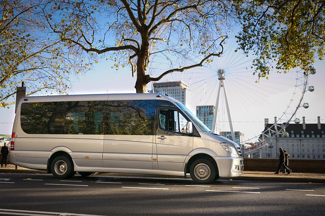 Choose to travel with a private Minibus for your private arrival transfer from Stansted to Central London accommodation. The service is available 24/7 and your group up to 18 passengers with luggage.