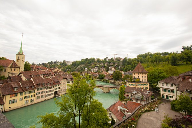 """This Experience is provided by a private local.<br><br>Discover the historical side of Bern with a passionate local who wants to share all the historical and fun facts about Bern.<br>Our excursion starts at the Loebegge! Learn about how the city has grown and changed over time. From visiting the churches to discovering the history behind the """"Zytglogge"""" or even the Bundeshaus, discover unique sites that your ordinary tourist tour won't show you. <br>We always knew travelling was the best way of learning, but having a knowledgeable Local by your side to give you insider tips and share local secrets is even better!<br><br>Of course, if you want to learn about something in particular or have a special interest, just let me know and I will adjust the itinerary for you!<br><br>"""