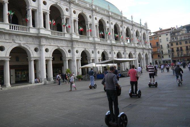 CSTRents - Vicenza Segway PT Authorized Tour, Vicenza, Itália