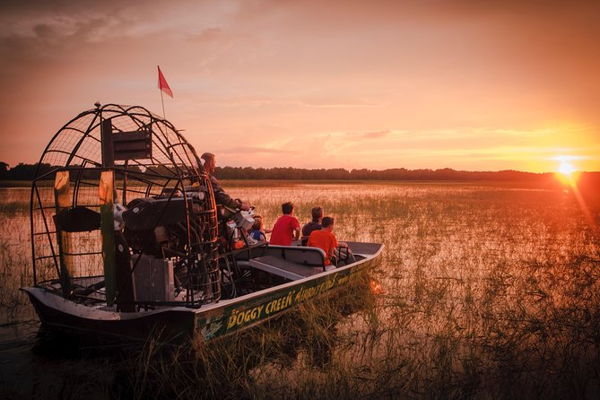 MÁS FOTOS, 1-Hour Sunset Airboat Ride