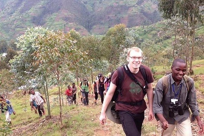 You should be proud of taking part in this hike.This is a unique activity that you can never find else where.The local hills hiking in the local areas of Rwanda is a once in a lifetime opportunity for you to be part of a customized hiking experience in the beautiful hills of Rwanda so that you can see yourself why Rwanda is called a country of thousand hills while having fun and interacting with locals.This is a better way of spending your vacation and tasting some of the bush berries and roasted maize and brochettes in the northern part of Rwanda.At the end of the day you will have contributed to the development of the local young entrepreneurs and Eco-tourism.