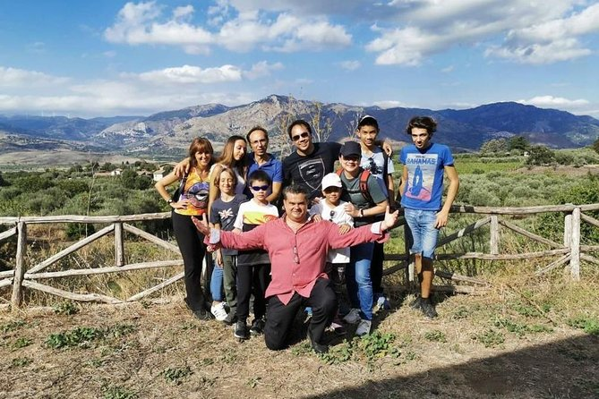 Private Tour of Mount Etna and Etna Winery Visit with Tasting from Syracuse, Siracusa, Itália