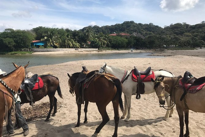 Horseback riding on the beach one of the most unforgettable experience you will have, also you will visit one of the highest Jesus statues in the world and relax in one of the most beautiful beaches off San Juan del Sur( the portal of the sea)