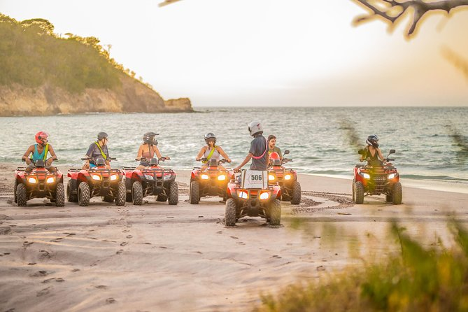 Jungle ATV, Ziplines and Viewpoint with Free Transportation, Tamarindo, COSTA RICA