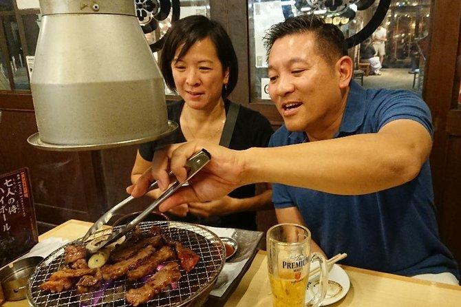 Tokyo Night Foodie Tour in Shinjuku, Tokyo, JAPON